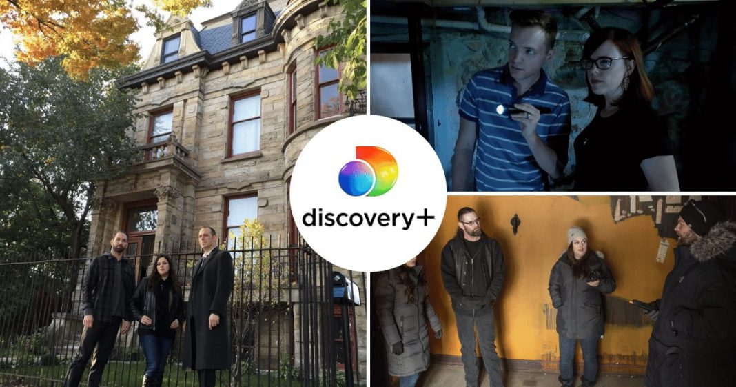 Discovery Plus paranormale series