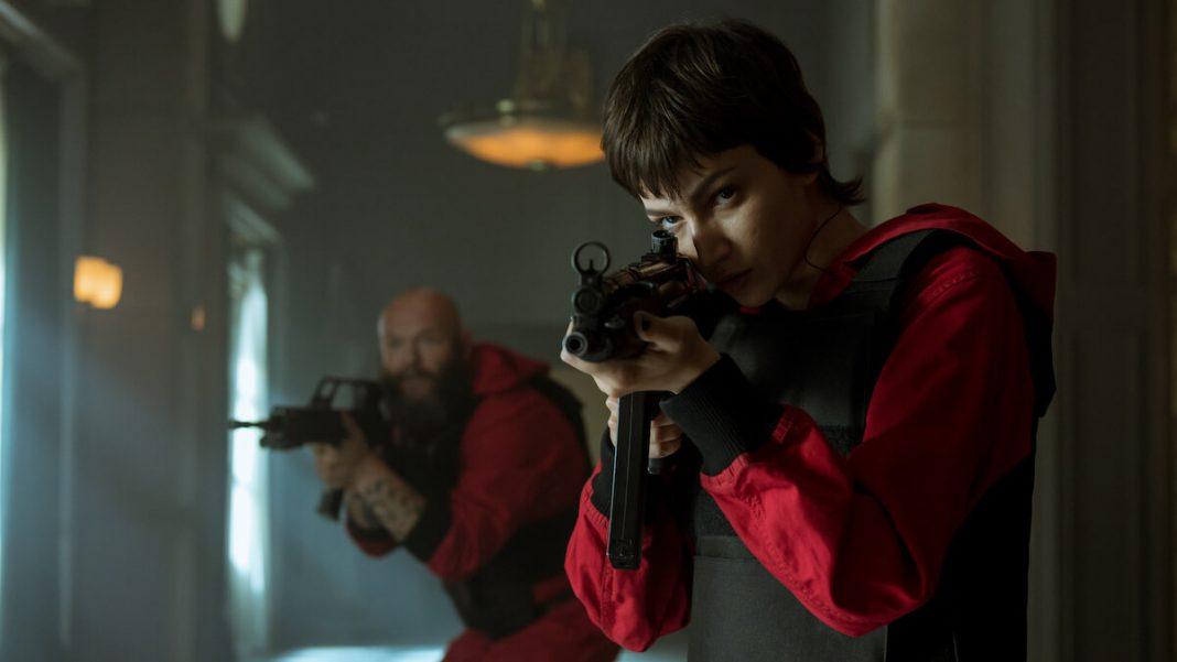 La Casa de Papel seizoen 5 Netflix datum