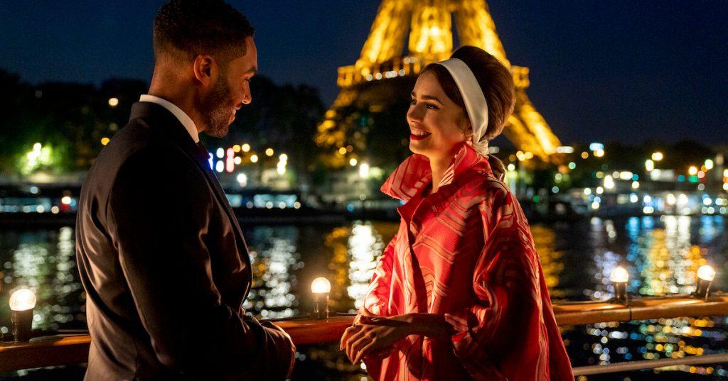 Emily in Paris seizoen 2 Netflix