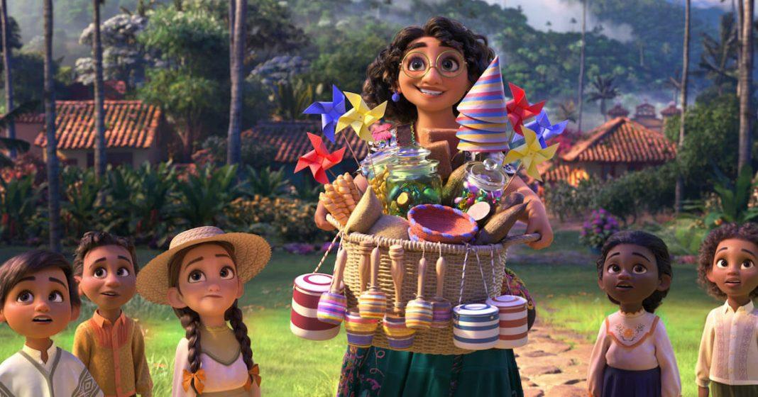 Encanto Disney Plus film animatie 2021