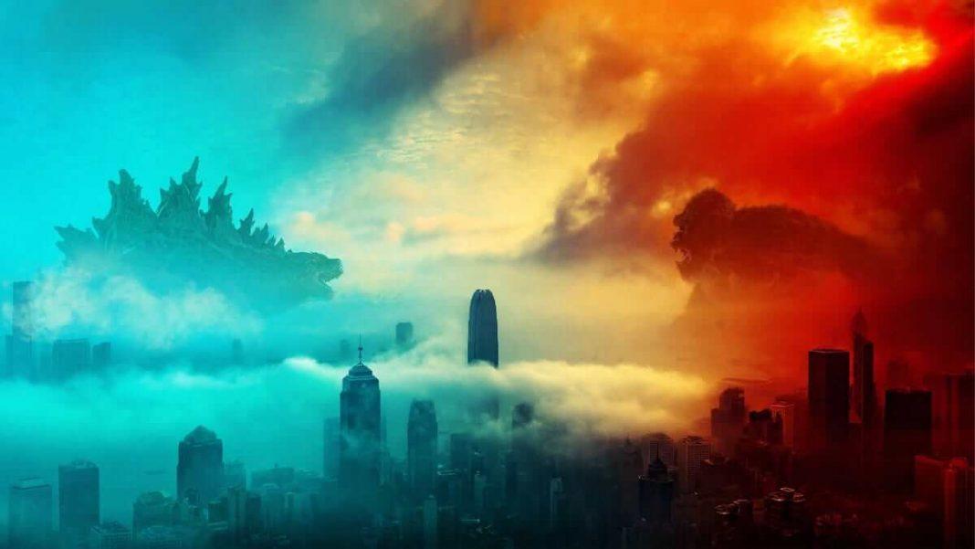 Godzilla Kong Pathe Thuis film 2021