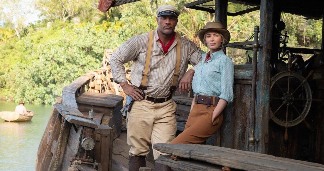Jungle Cruise Disney Plus film 2021