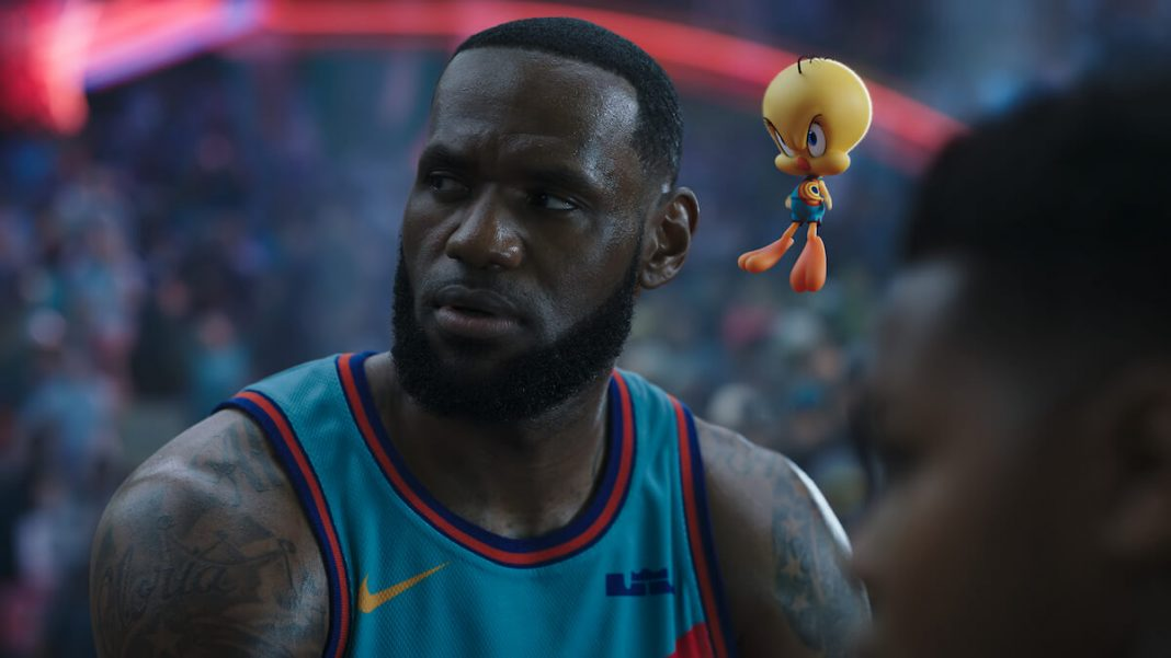 Space Jam 2 A New Legacy Pathe Thuis film 2021