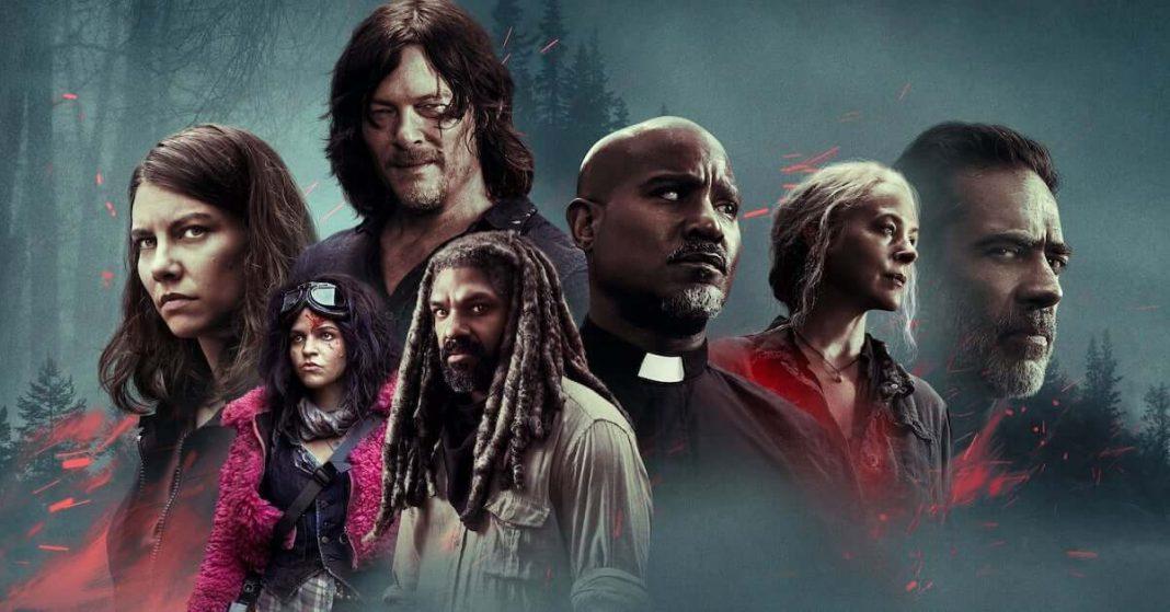 The Walking Dead seizoen 11 Netflix