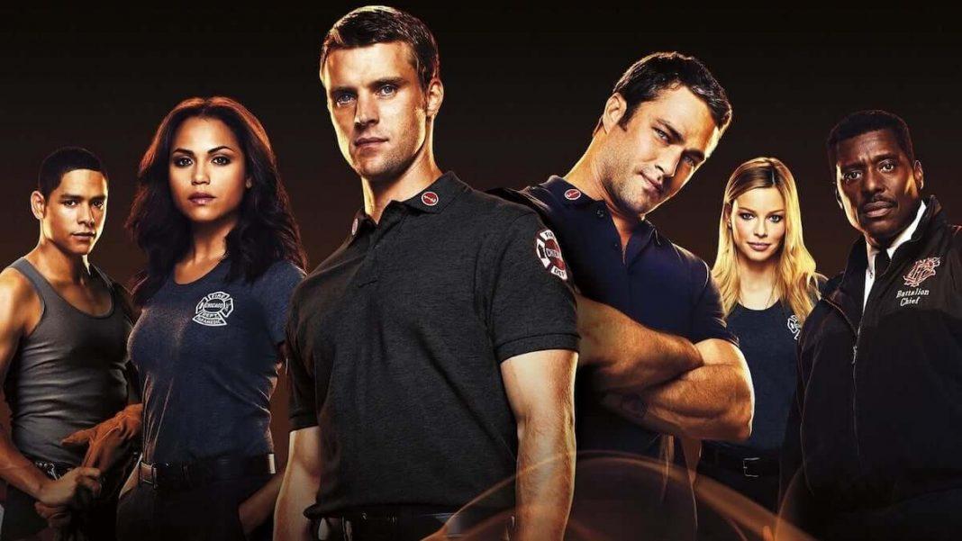 Chicago Fire seizoen 5 Netflix
