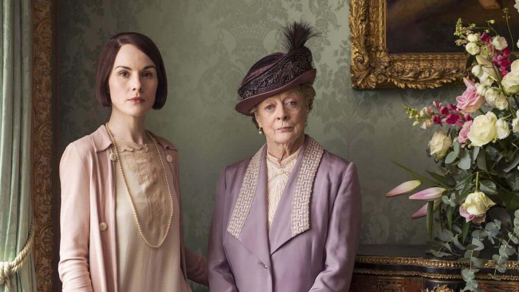 Downton Abbey seizoen 7