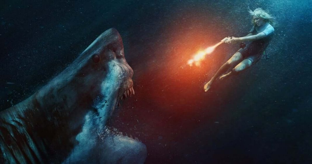 Great White 2021 film Pathe Thuis